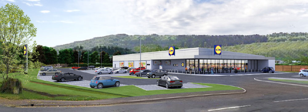 Lidl Ross-on-Wye
